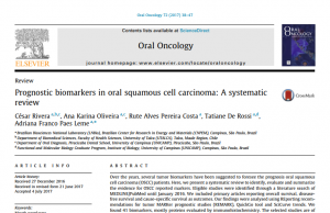 Prognostic biomarkers in oral cancer